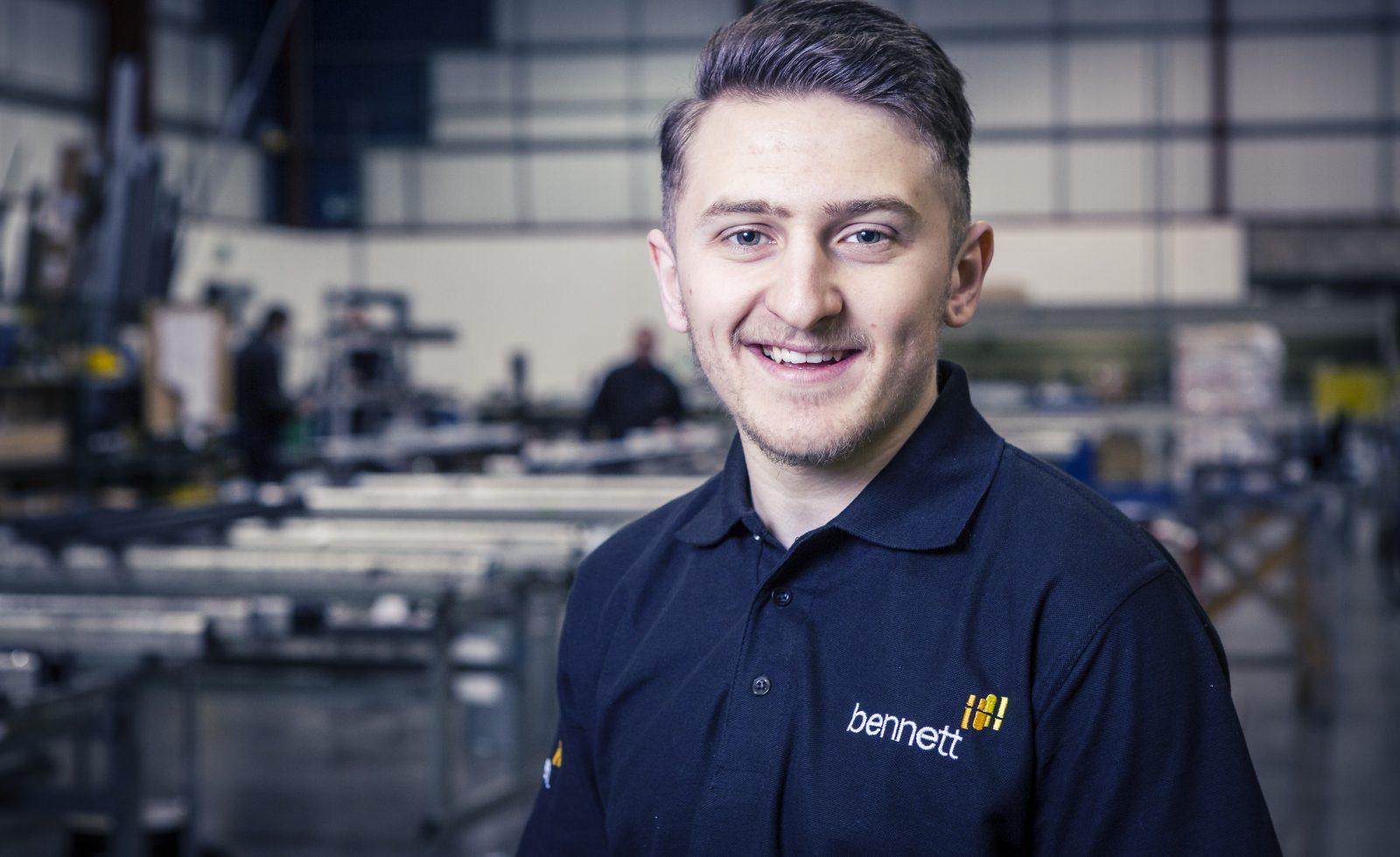 Jake Hodgkinson Manufacturing Champions