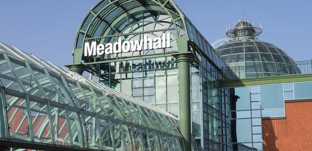 Meadowhall Shopping Centre Bennett Architectural Aluminium