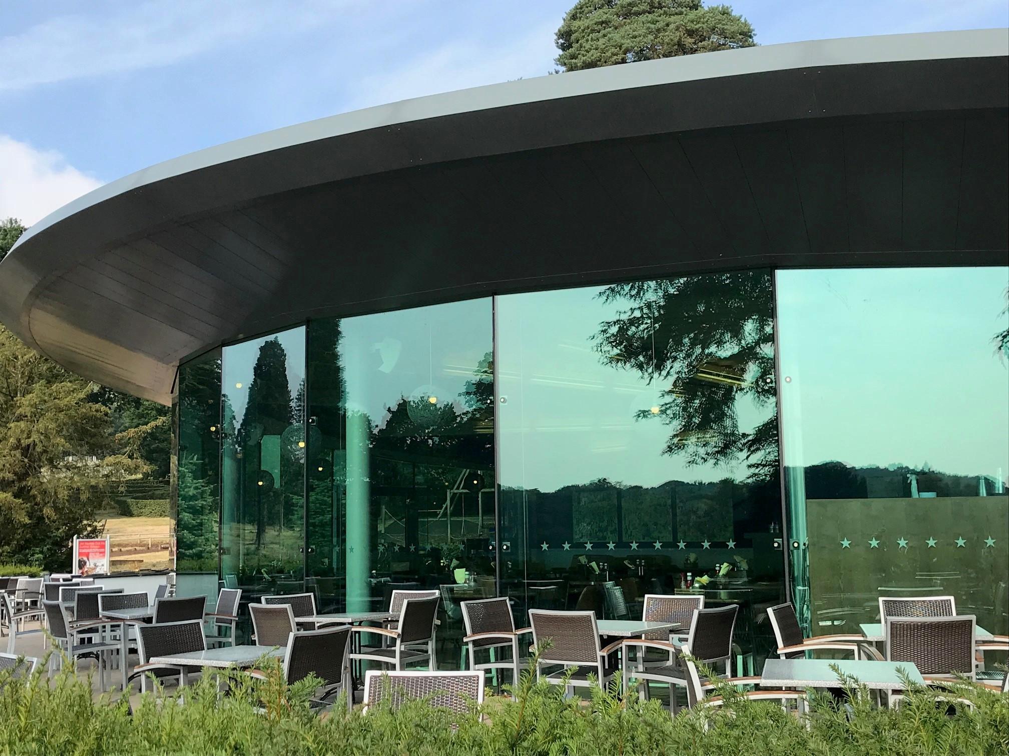 Trentham Gardens Tea Room